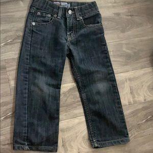 Boys 3t Levi 514 jeans